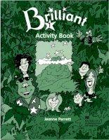 Brilliant 1 - Activity book pot