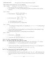 Đề số 2 - Đề tổng hợp luyện thi đại học môn toán chương trình không phân ban ppt