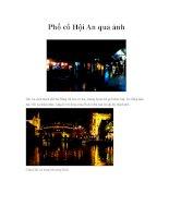 Phố cổ Hội An qua ảnh pps