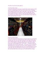 Tìm hiểu về một Data Center (phần I) doc