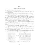 Giáo trình Điện Hóa Học - Chương 9 pps