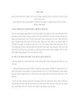 TIÊU CHÍ QUY HOẠCH PHÁT TRIỂN TỔ CHỨC HÀNH NGHỀ CÔNG CHỨNG Ở VIỆT NAM ĐẾN NĂM 2020 docx
