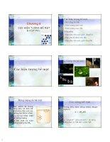 Chương 9   các hiện tượng bề mặt  hấp thụ