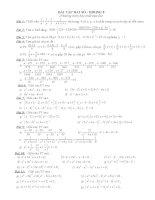 Bài tập bồi dưỡng HSG Toán 8_P3