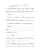 Bài Giảng Hợp Chất Màu Hữu Cơ - Chương 1 pps