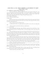 Bài Giảng Hóa Hữu Cơ 1 - Chương 2 potx