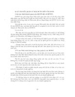 Phương Thức Quản Lý Doanh Nghiệp Nhà Nước phần 2 pptx