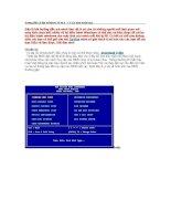 Hướng dẫn cài đặt windows XP từ A đến Z doc