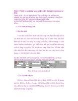 Phần 2-Thiết kế website bằng phần mềm Adobe Dreamweaver CS5 pdf