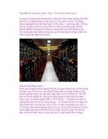 Tìm hiểu về một Data Center - Kỳ 1 ppsx