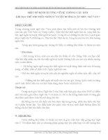 Một số định hướng về hệ thống câu hỏi khi dạy thể thơ TNTT đường luật NV 7