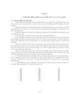 Giáo trình Điện Hóa Học - Chương 6 pdf
