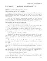 Bài Giảng Hóa Kỹ Thuật 2 - Chương 5 pptx