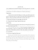 CHƯƠNG VII - CÁC CHÍNH SÁCH NHẰM ỔN ĐỊNH VĨ MÔ NỀN KINH TẾ - XÃ HỘI docx