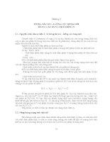 Giáo trình Điện Hóa Học - Chương 2 ppt