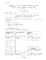 Giáo án đại số 6 2 cột (09-10)