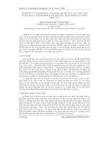 NGHIÊN cứu ẢNH HƯỞNG của KÍCH THƯỚC lên cấu TRÚC hạt NANO al2o3 vô ĐỊNH HÌNH BẰNG PHƯƠNG PHÁP ĐỘNG lực học PHÂN tử