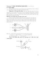 Công nghệ phục hồi Chi tiết máy - Phục hồi bằng phun đắp ppsx