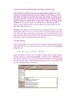 Cách sao lưu và phục hồi dữ liệu trên Ubuntu với sBackup ppsx