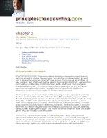 Tiếng anh chuyên nghành kết toán kiểm toán - Phần 2 ppsx