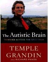 the autistic brain thinking across the spectrum