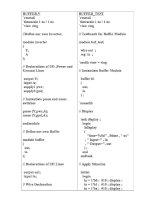 Ngôn ngữ mô tả phần cứng verilog doc
