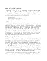 cisco pix firewall and asa models