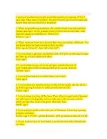 Những câu nói về tình yêu bằng tiếng Anh của trẻ từ 4 - 8 tuổi doc