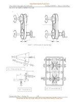 Giáo trình công nghệ sửa chữa máy - cơ cấu điều chỉnh vồ cấp potx