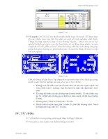CAD, orCAD - Thí Nghiệm ĐIện Tử phần 10 doc