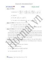 Đề tự ôn luyện thi vào lớp 10 môn Toán - đề số 2 pps