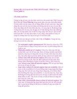 Hướng dẫn xử lý email trên TMG 2010 Firewall – Phần IV: Lọc Virus (phần 2) potx