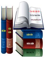 Kỹ năng lãnh đạo và động viên   luận văn, đồ án, đề tài tốt nghiệp
