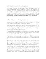 10 Kỹ năng thoát hiểm có thể cứu bạn (phần 2) pdf