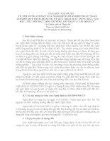 TÀI LIỆU TẬP HUẤN VỀ NỘI DUNG CƠ BẢN CỦA NGHỊ ĐỊNH SỐ 69/2009/NĐ-CP doc