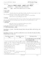 Giáo án 11 ( HK1)