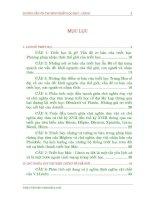 35 câu hỏi ôn tâp triết học Mac-Lenin part 1 ppsx