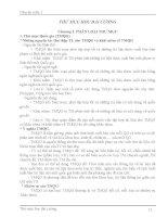 Thư mục học đại cương- Chuyên môn 1 doc