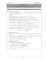 BÀI TẬP HÌNH HỌC 11 (CHƯƠNG 3) pps