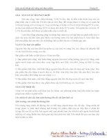 Bảo Quản Thực Phẩm - Kỹ Thuật Sấy Trong Nông Nghiệp phần 6 ppt