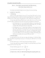 Giáo trình thí nghiệm công nghệ thực phẩm - Chương 4 - Bài 2 ppt