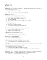 Vocab English 1 (Grammar) pdf