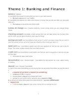 Vocab English 1 (Reading) doc