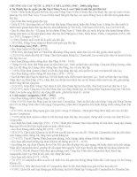 Đề cương ôn tập lịch sử 12 pps