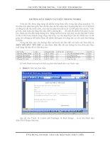 Hướng dẫn trộn tài liệu trong word ppsx