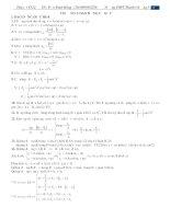 Hệ thống toàn bộ kiến thức Vật lý lớp 12 docx