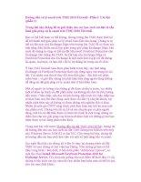 Hướng dẫn xử lý email trên TMG 2010 Firewall –Phần I: Cài đặt (phần 1) doc