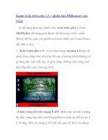 Game Ai là triệu phú 1.5 + phiên bản Millionaire của NKD pdf