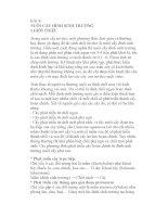 BÀI 4: NUÔI CẤY ĐỈNH SINH TRƯỞNG ppt
