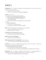 Nghĩa từ vựng tiếng Anh 3 pdf